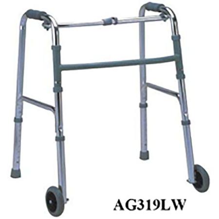 Folding-Walker-W-Wheels-AG319LW