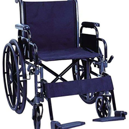 Steel-Wheelchair-AG309BE